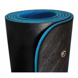 Mata uziemiająca do jogi i ćwiczeń