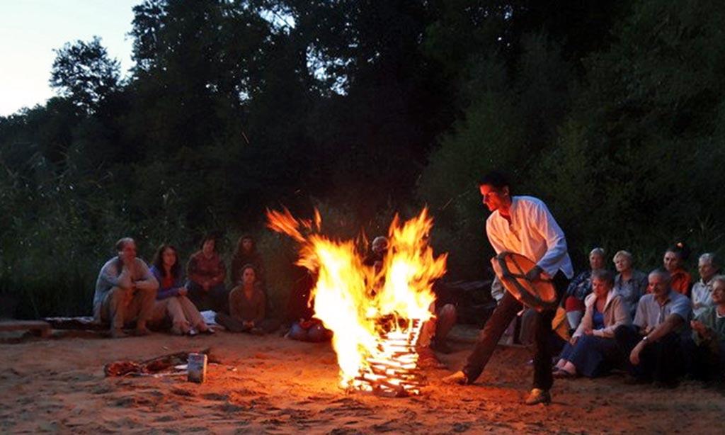 Ceremonia Świętego Ognia