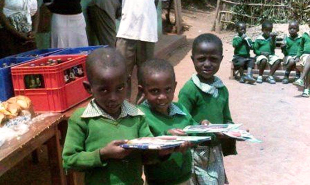 Dajmy dzieciom nadzieję i radość