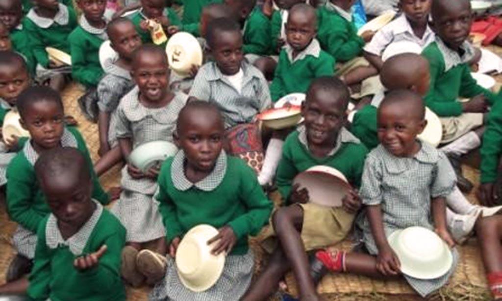 Dziękujemy za wsparcie dzieci z Afryki w 2011