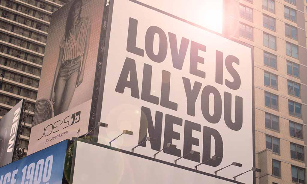 Miłość drogowskazem w życiu – Saint Germain