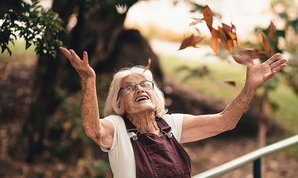 Radość życia – Bóg Źródło
