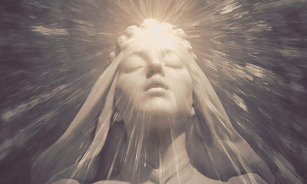Strach – Bóg Ojciec, Maryja