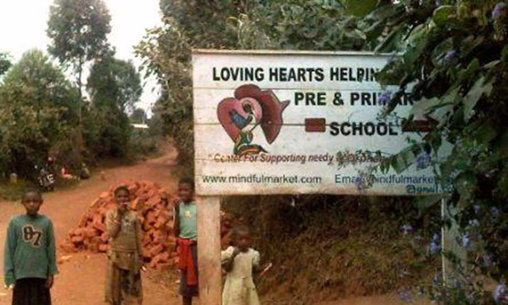 Zmieniliśmy nazwę szkoły w Ugandzie