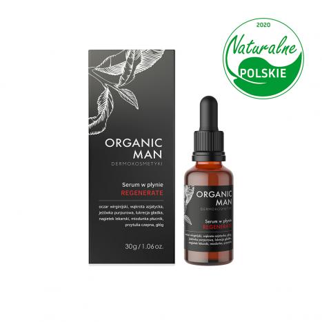 Serum w płynie Organic Man