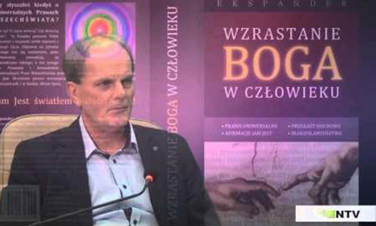 """""""Wzrastanie Boga w Człowieku"""" – Mariusz Brzoskowski"""