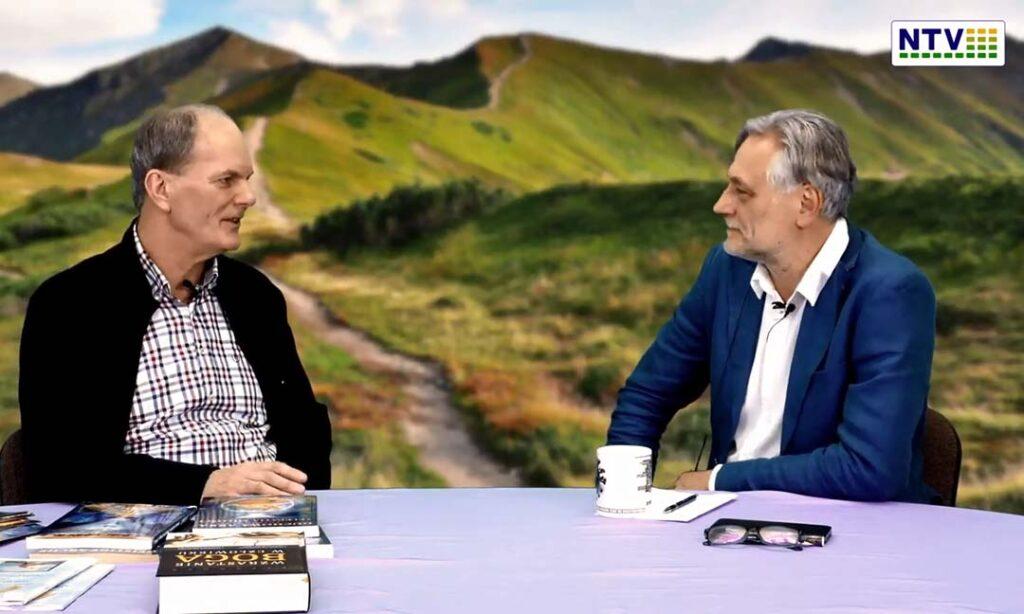 Wywiad w NTV – Historia założenia Fundacji